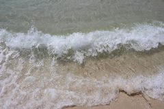 巴拿马城海滩,佛罗里达 库存图片
