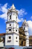 巴拿马城老大厦, 免版税库存图片