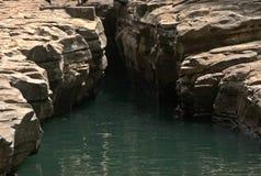 巴拿马高地自然IV 库存图片