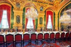 拿破仑三世的公寓 库存照片