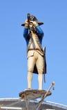 拿破仑・波拿巴雕象 库存照片