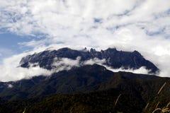 挂接Kinabalu 免版税库存图片