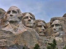 挂接Rushmore,南达科他 免版税库存图片