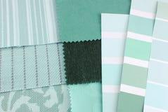 挂毯和室内装饰品 库存照片