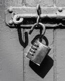 挂锁1515 免版税库存照片