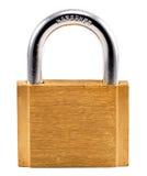 挂锁 免版税库存照片