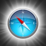 指南针向量 免版税库存照片