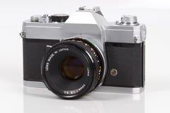 指南35mm照相机2 库存图片