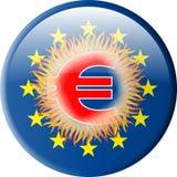按欧洲 向量例证