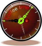 按钮咖啡 库存图片