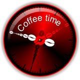 按钮咖啡 免版税库存照片