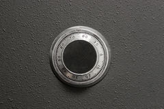 按钮安全 免版税库存图片