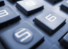 按钮 免版税图库摄影
