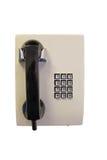 按键式的电话 免版税图库摄影
