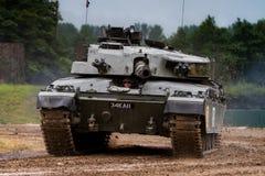 挑战者1坦克 免版税库存图片