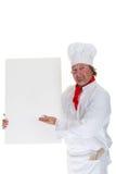 挑选的厨师 库存照片