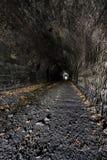 挖洞没有 6 - 宾夕法尼亚铁路- Ohio6 免版税库存图片