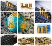 挣货币 免版税图库摄影