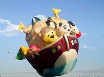 挪亚方舟气球 库存照片