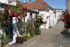 挪威。斯塔万格。 免版税库存照片