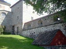 挪威堡垒 免版税库存照片