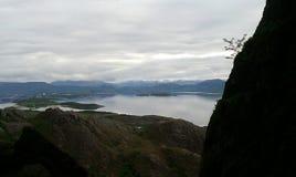 挪威夏天 免版税图库摄影