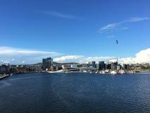 挪威奥斯陆 免版税图库摄影