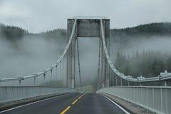 挪威桥梁[2] 库存图片