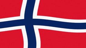 挪威沙文主义情绪的跳舞无缝的圈新的质量独特的生气蓬勃的动态行动快乐的五颜六色的凉快的背景 库存例证