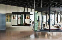 挪威海博物馆 免版税图库摄影