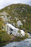 挪威的河 免版税库存照片