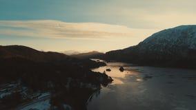 挪威的西海岸 股票录像