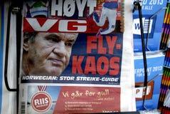 挪威空气 免版税库存照片