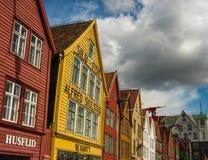 挪威美国独立日 免版税图库摄影