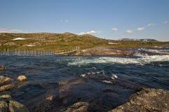 挪威, Hardangervidda 免版税库存照片