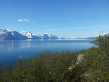 挪威 免版税图库摄影