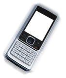 振动的移动电话 免版税库存图片