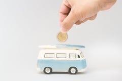 挽救硬币 免版税库存图片