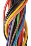 捆绑电缆 免版税图库摄影