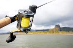 捕鱼季节 库存照片