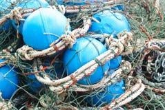 捕鱼工具 库存图片
