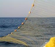 捕鱼网 库存照片