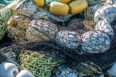 捕鱼网1 库存图片