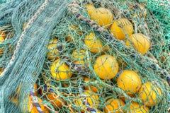 捕鱼网 图库摄影