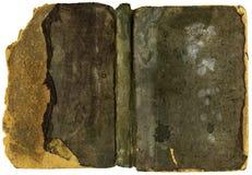 损坏的书套 库存照片