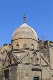 损坏的圆顶,开罗,埃及 免版税库存图片