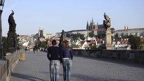 捷克共和国,布拉格 影视素材