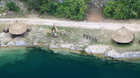 捷克大峡谷美国 免版税库存照片