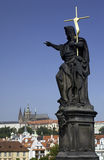 捷克布拉格共和国 库存照片
