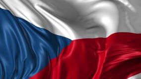 捷克标志共和国 库存例证